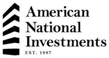 AMERICAN NATIONAL INVESTMENTS EST. 1997