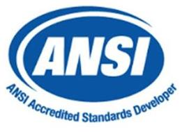 ANSI ANSI ACCREDITED STANDARDS DEVELOPER