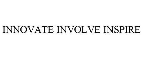 INNOVATE INVOLVE INSPIRE
