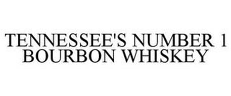 TENNESSEE'S NUMBER 1 BOURBON WHISKEY