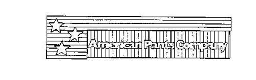 AMERICAN PANTS COMPANY