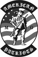 AMERICAN PATRIOTS III MG