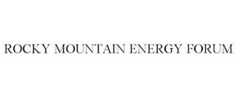 ROCKY MOUNTAIN ENERGY FORUM