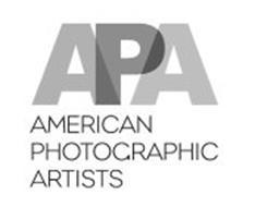 APA AMERICAN PHOTOGRAPHIC ARTISTS