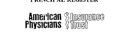 AMERICAN PHYSICIANS INSURANCE TRUST