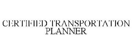 CERTIFIED TRANSPORTATION PLANNER