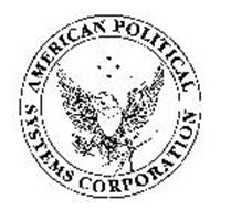 AMERICAN POLITICAL SYSTEMS CORPORATION