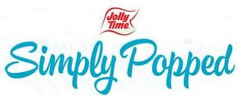 JOLLY TIME SIMPLY POPPED