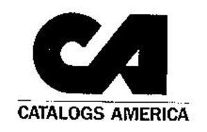 CA CATALOGS AMERICA