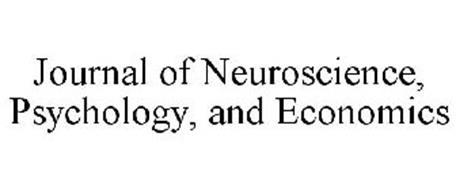 JOURNAL OF NEUROSCIENCE, PSYCHOLOGY, AND ECONOMICS