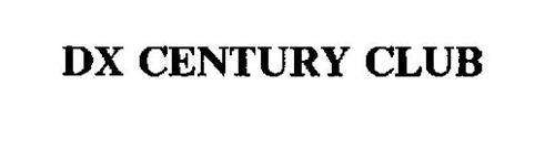 DX CENTURY CLUB