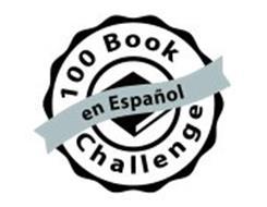 100 BOOK CHALLENGE EN ESPANOL