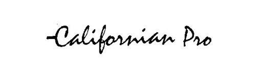 CALIFORNIAN PRO