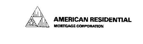 AMERICAN RESIDENTIAL MORTGAGE CORPORATION