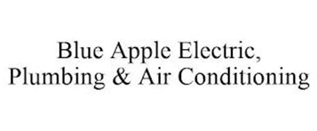 BLUE APPLE ELECTRIC, PLUMBING & AIR CONDITIONING