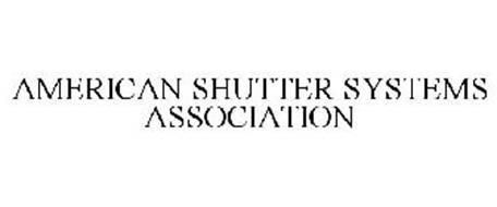 AMERICAN SHUTTER SYSTEMS ASSOCIATION