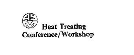 ASM HEAT TREATING CONFERENCE/WORKSHOP