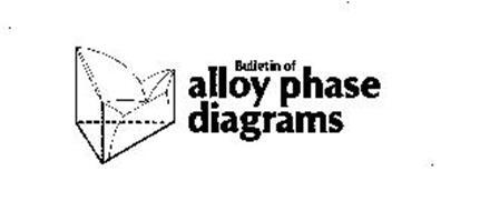 BULLETIN OF ALLOY PHASE DIAGRAMS
