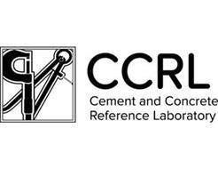 CCRL CEMENT AND CONCRETE REFERENCE LABORATORY