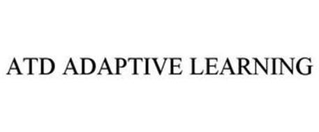 ATD ADAPTIVE LEARNING