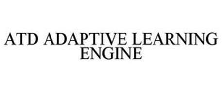ATD ADAPTIVE LEARNING ENGINE