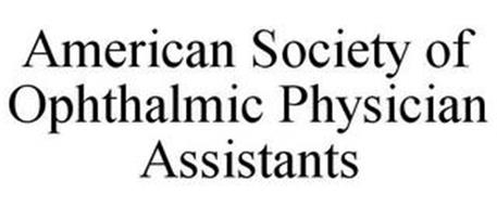 AMERICAN SOCIETY OF OPHTHALMIC PHYSICIAN ASSISTANTS