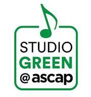 STUDIO, GREEN, @ASCAP