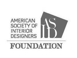 AMERICAN SOCIETY OF INTERIOR DESIGNERS ASID FOUNDATION