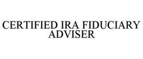 CERTIFIED IRA FIDUCIARY ADVISER