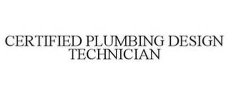 CERTIFIED PLUMBING DESIGN TECHNICIAN