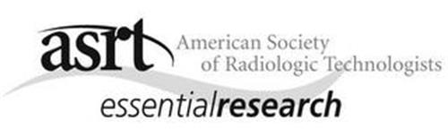 ASRT AMERICAN SOCIETY OF RADIOLOGIC TECHNOLOGISTS ESSENTIAL RESEARCH