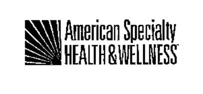 AMERICAN SPECIALTY HEALTH & WELLNESS