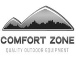 COMFORT ZONE QUALITY OUTDOOR EQUIPMENT