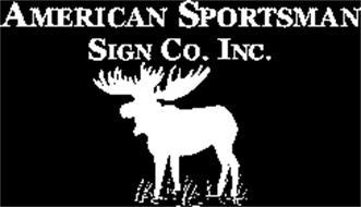 AMERICAN SPORTSMAN SIGN CO. INC.