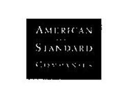 AMERICAN STANDARD COMPANIES