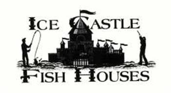 Ice castle fish houses trademark of american surplus for Fish house frames manufacturers