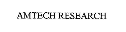 AMTECH RESEARCH