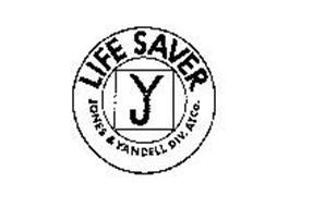 LIFE SAVER JONES & VANDELL DIV ATCO. YJ