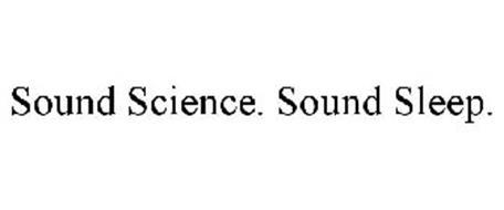 SOUND SCIENCE SOUND SLEEP