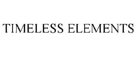 TIMELESS ELEMENTS