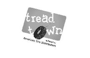 TREAD TOWN DELIVERED BY AMERICAN TIRE DISTRIBUTORS