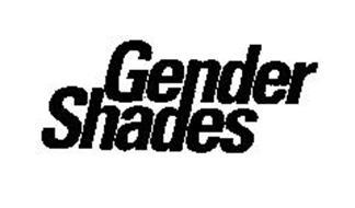 GENDER SHADES