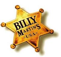 BILLY MARTIN'S · USA ·