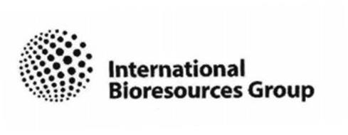 INTERNATIONAL BIORESOURCES GROUP
