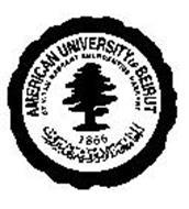 AMERICAN UNIVERSITY OF BEIRUT 1866 UT VITAM HABEANT ABUNDANTIUS HABEANT