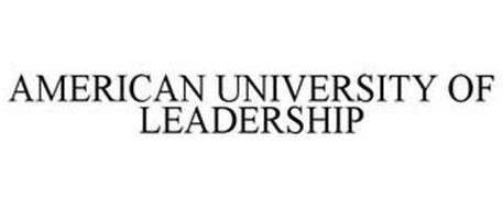AMERICAN UNIVERSITY OF LEADERSHIP