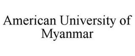 AMERICAN UNIVERSITY OF MYANMAR