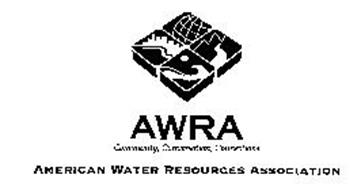 AWRA COMMUNITY, CONVERSATION, CONNECTIONS AMERICAN WATER RESOURCES ASSOCIATION