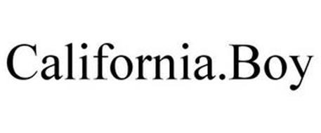 CALIFORNIA.BOY