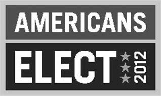 AMERICANS ELECT 2012